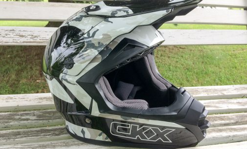 TEST : CASQUE HORS-ROUTE CKX TX228 TROOP