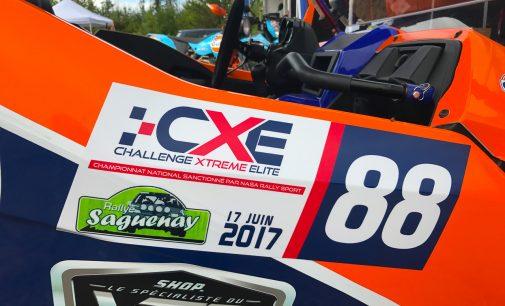 On est allés: Rallye Saguenay de la série Challenge Extrême  élite ( CXE )