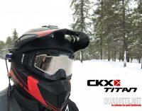 Casque Titan d'hiver de CKX tome 2