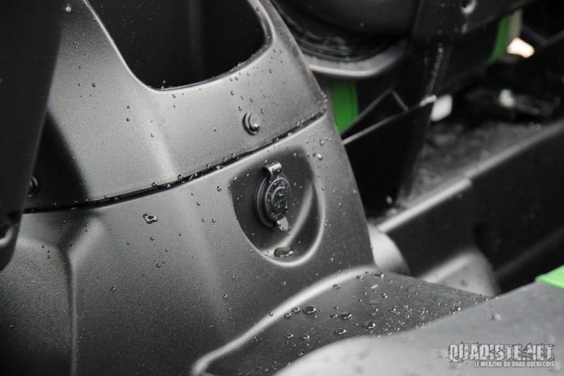 ESSAI: Kawasaki Teryx 4 LE 2016